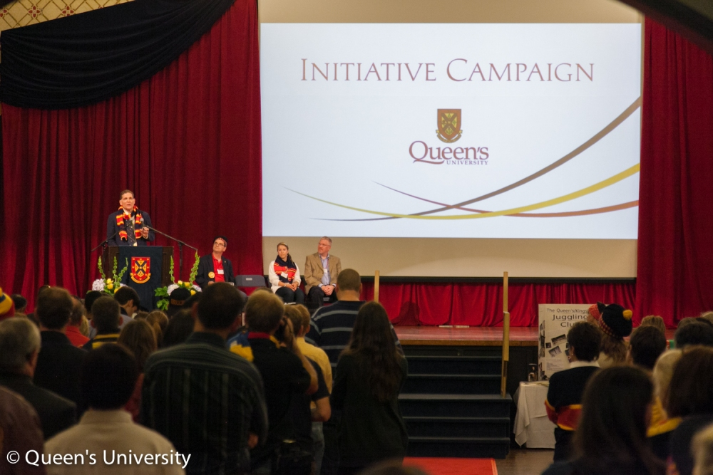 Photo Round-up from Queen's University Initiative Campaign [Sept 27, 2012] (4/6)