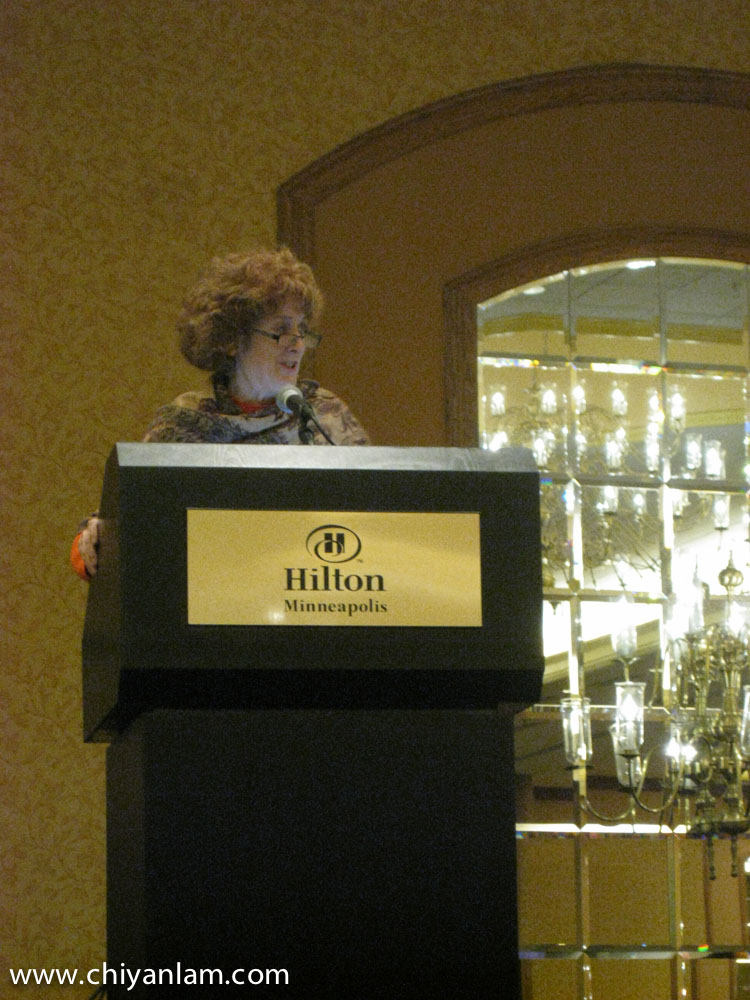 Photo highlights from AEA 2012 Day One (1/6)