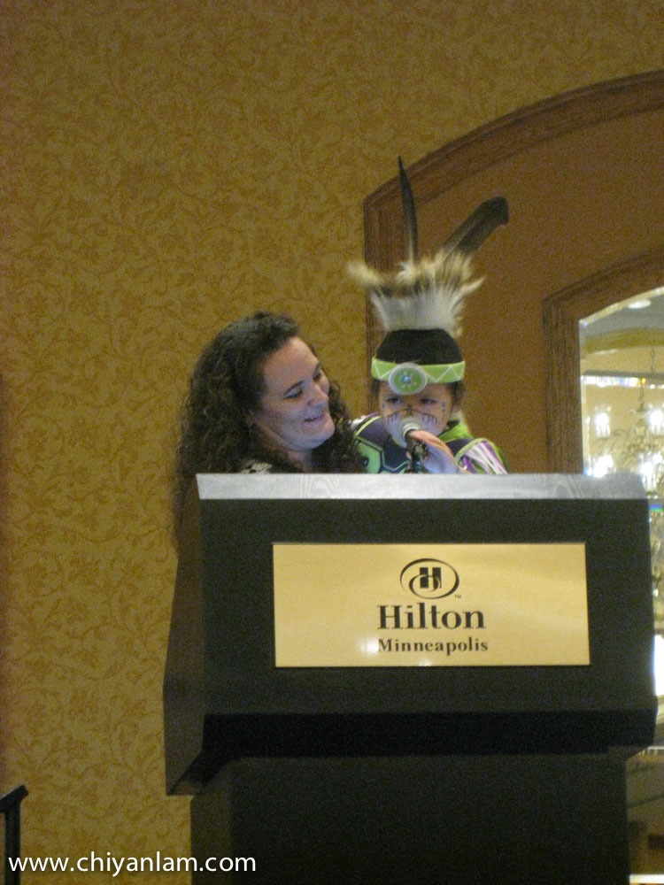 Photo highlights from AEA 2012 Day One (3/6)